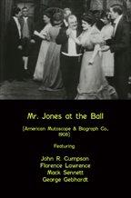 Mr. Jones at the Ball