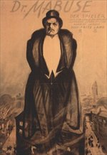 Dr. Mabuse, the Gambler (1922)