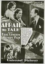 Afraid to Talk