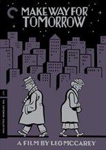 Make Way for Tomorrow