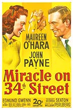 Miracle on 34th Street reviews and rankings