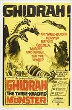 Ghidrah, the Three-Headed Monster (1964)