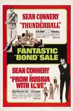 Thunderball vs  You Only Live Twice - Flickchart