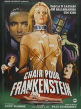 Flesh for Frankenstein (1973)