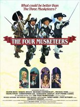 The Four Musketeers (1974)