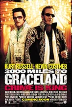 3000 Miles to Graceland reviews and rankings