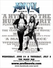 Anvil! The Story of Anvil! (2008)