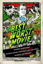 Best Worst Movie reviews and rankings